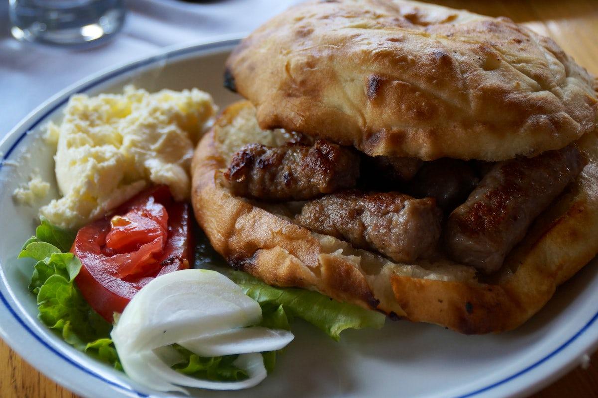 When in Sarajevo, eat & drink as Bosnians do