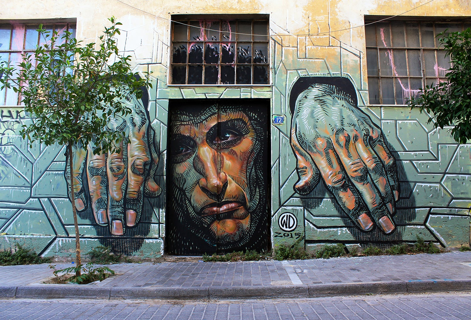 Street Art & Counterculture in Exarchia