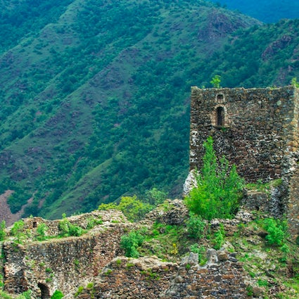 Exploring Maglic Fortress, a medieval adventure through the heart of Serbia