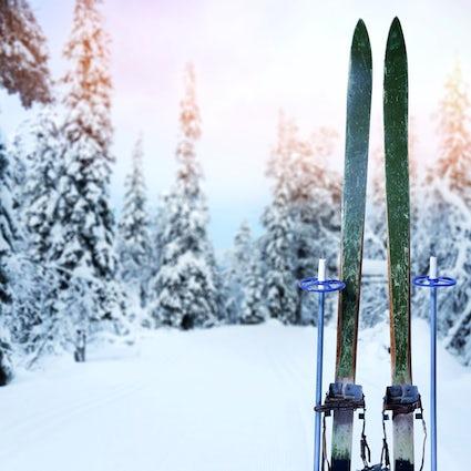 Skiing in Gedinne