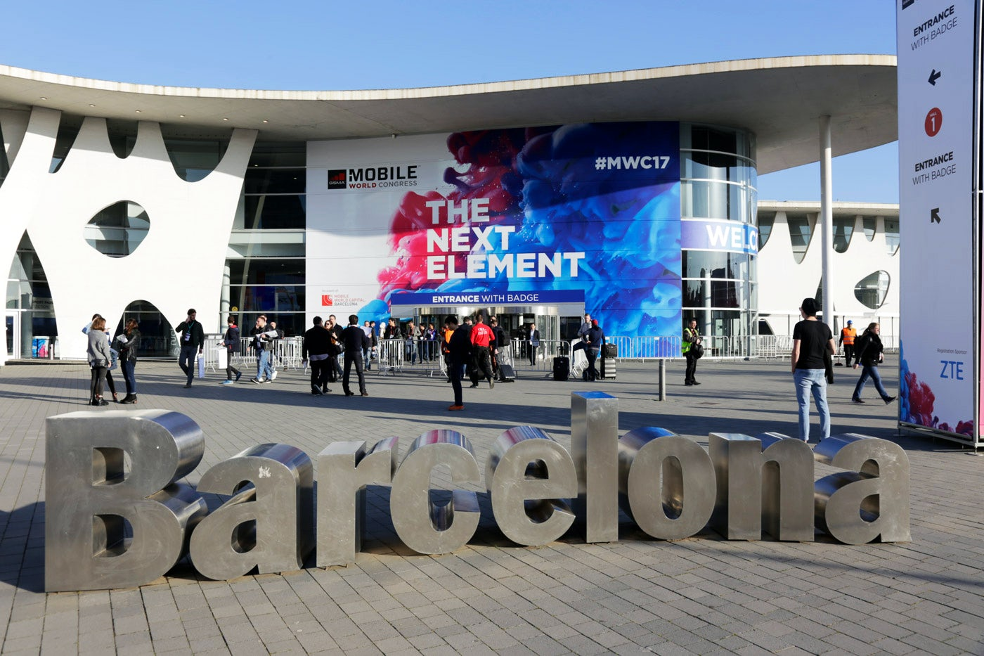 Mobile World Congress & Mobile World Capital, Barcelona