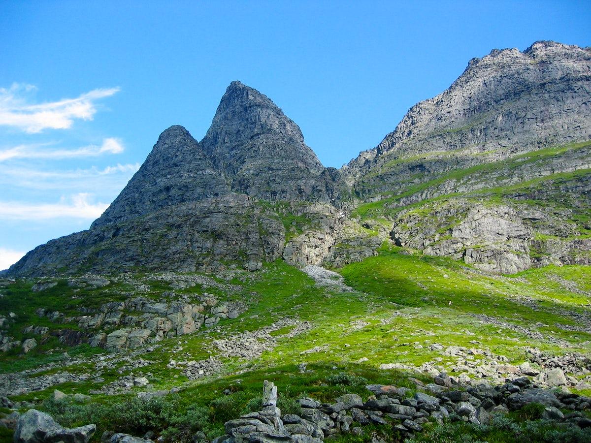 norwegian christmas mountain innerdalstrnet - Christmas Mountain