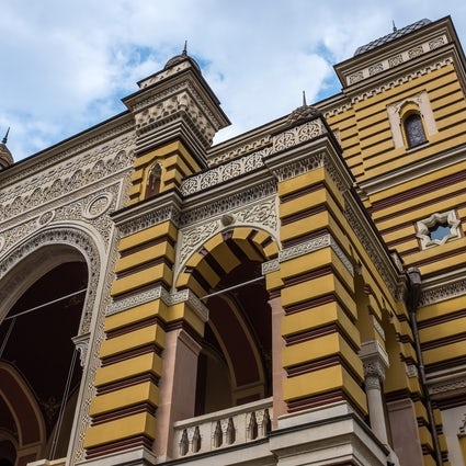 Tbilisi Opera – one of the oldest in Eastern Europe