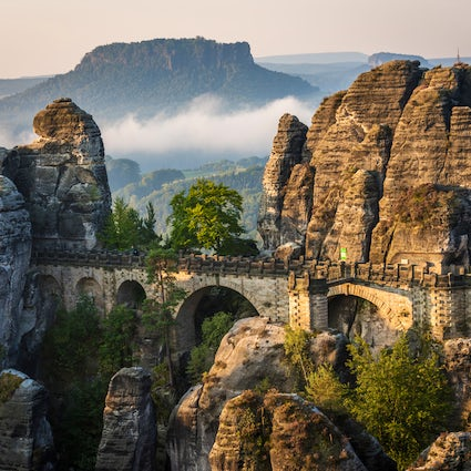 National parks in Germany; the grand northern tour