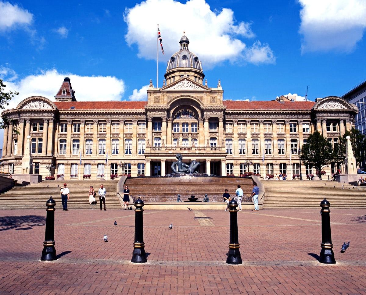 Enjoy the Green Spaces in Birmingham