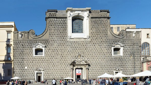 Esoteric and Mysterious Naples part 3: The Gesù Nuovo Church
