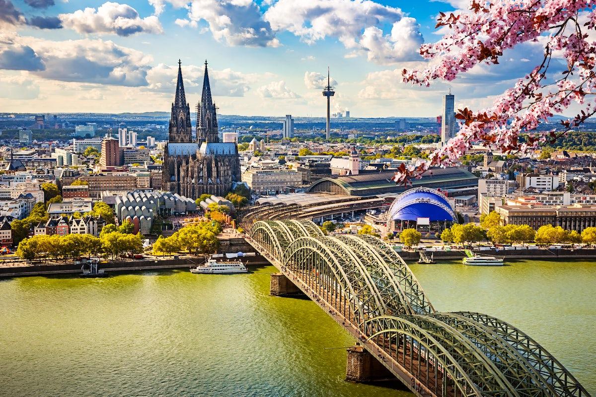 Explore the cool North Rhine-Westphalia region!