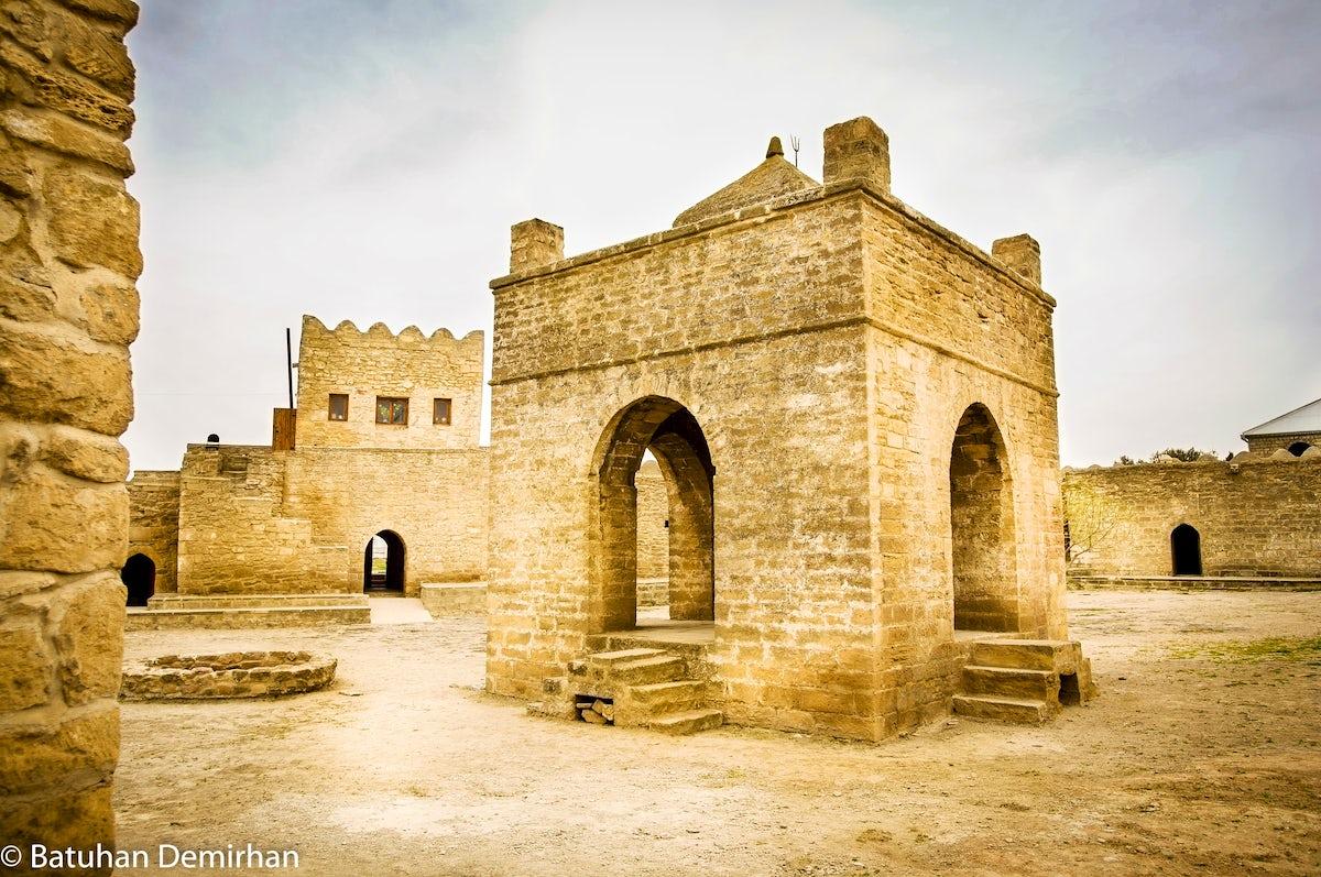 Ateshgah: A temple of three religions