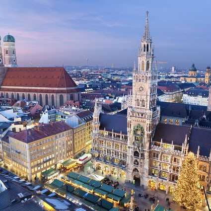 Munich: The Capital of Bavaria