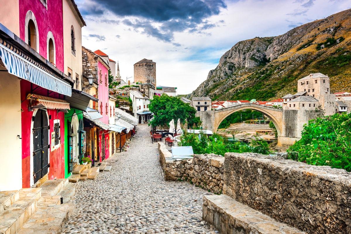Mostar, a splendour worth million visits