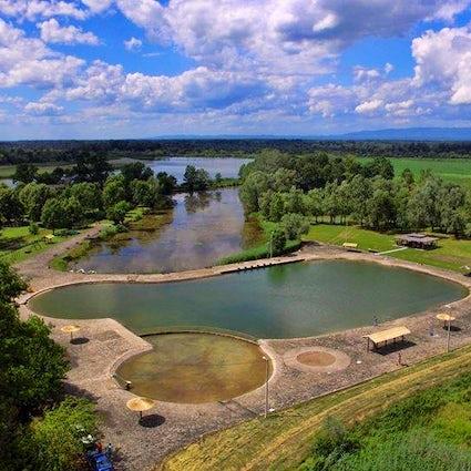 Endangered wetlands of Bardača Nature Park