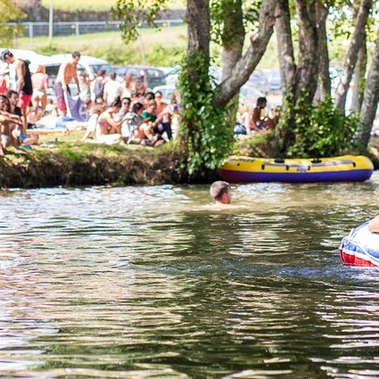The Musical Side of Portugal - Float down Paredes de Coura