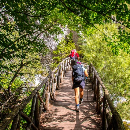 Hiking Mt Olympus; the peak of the Greek Mythology