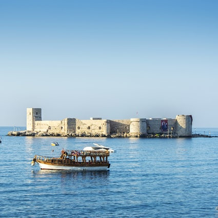 The pearl of the Mediterranean, Mersin