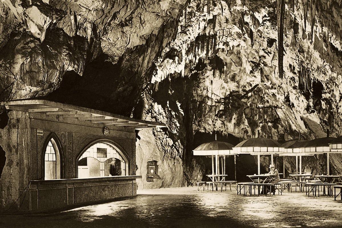 Good Old Times: History of Postojna Cave