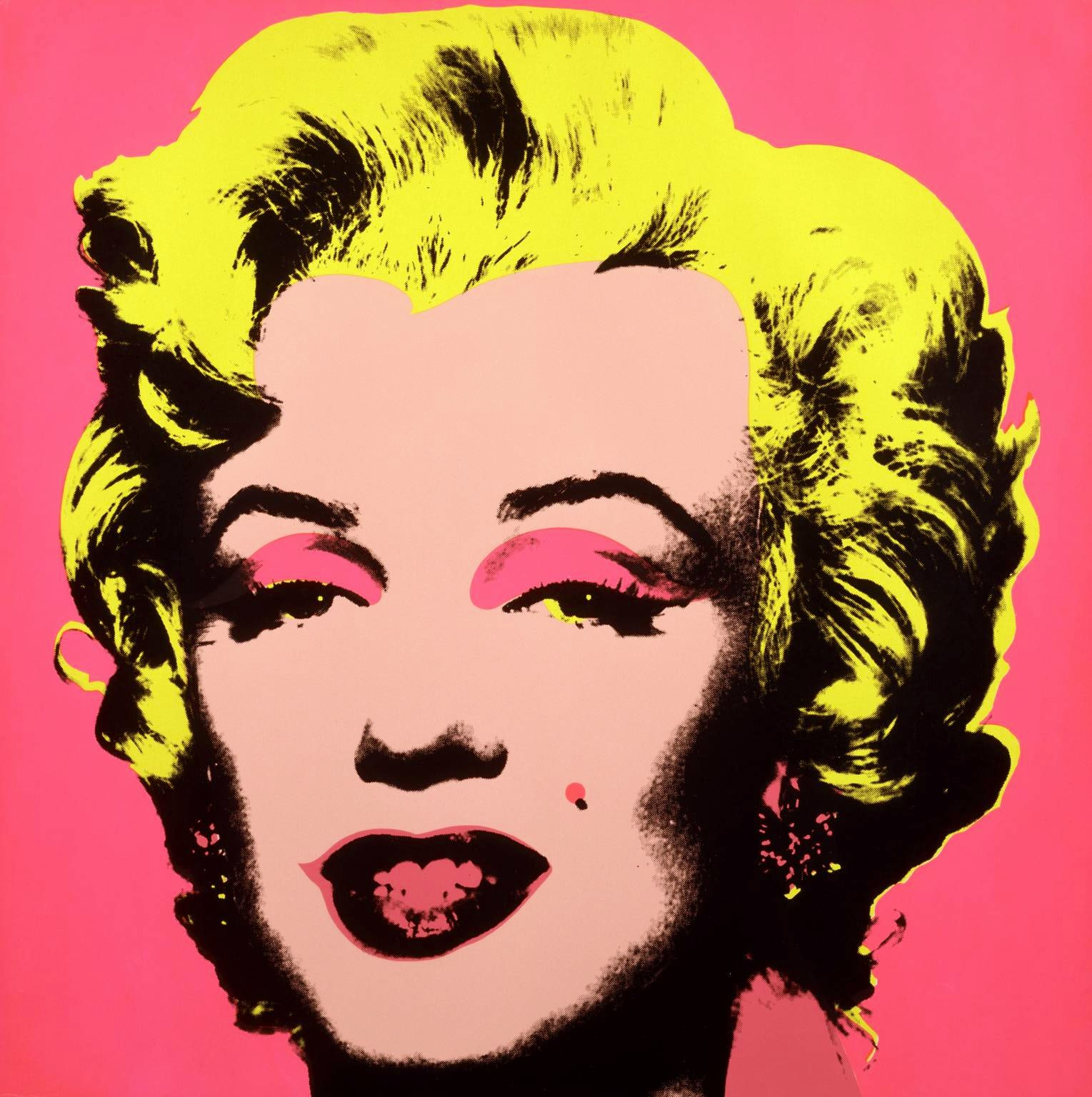 Andy Warhol in Madrid
