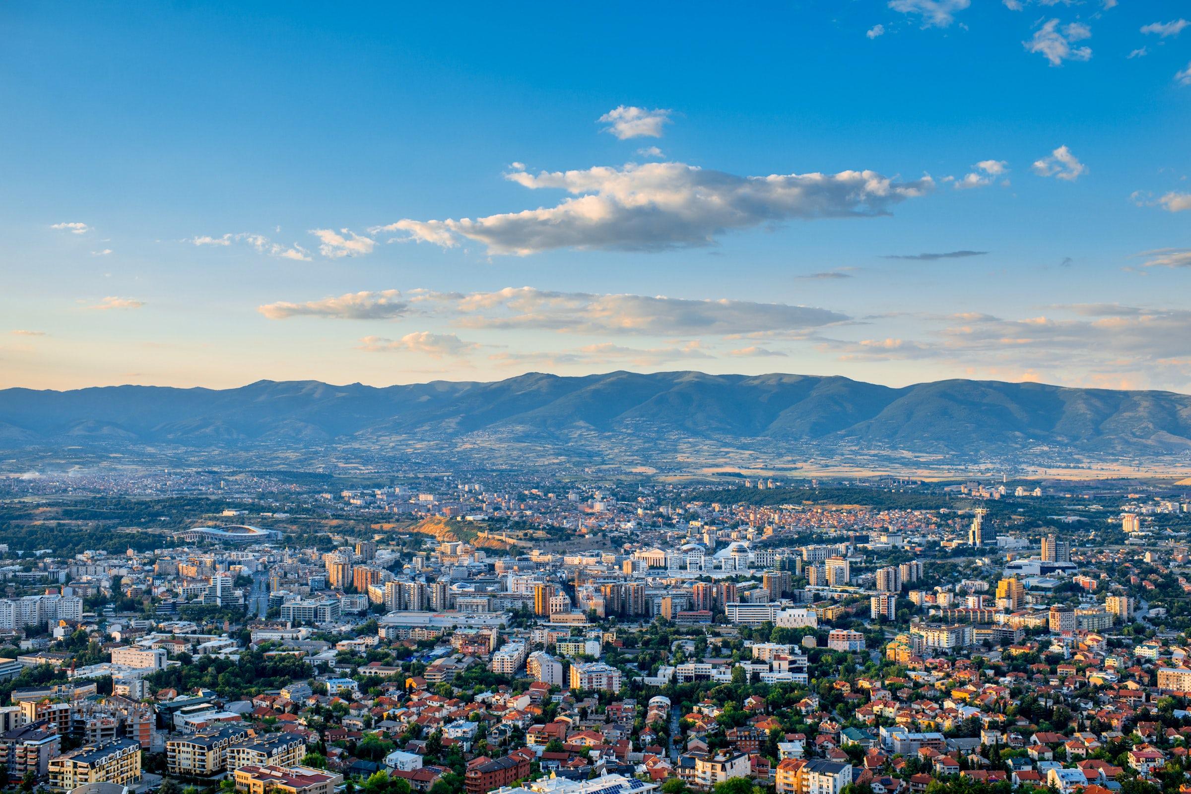 Skopje for big-hearted
