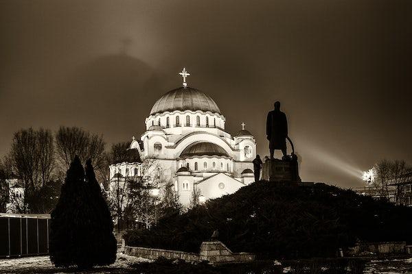 An ultimate Orthodox Christmas in Belgrade