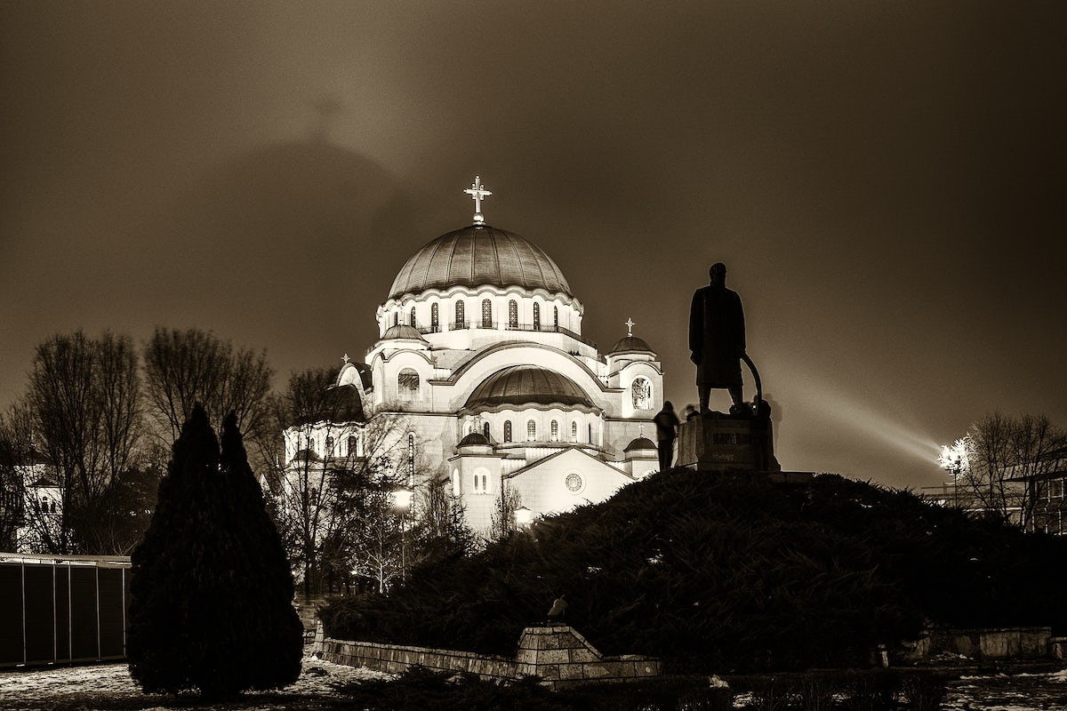 An ultimate Orthodox Christmas in Belgrade