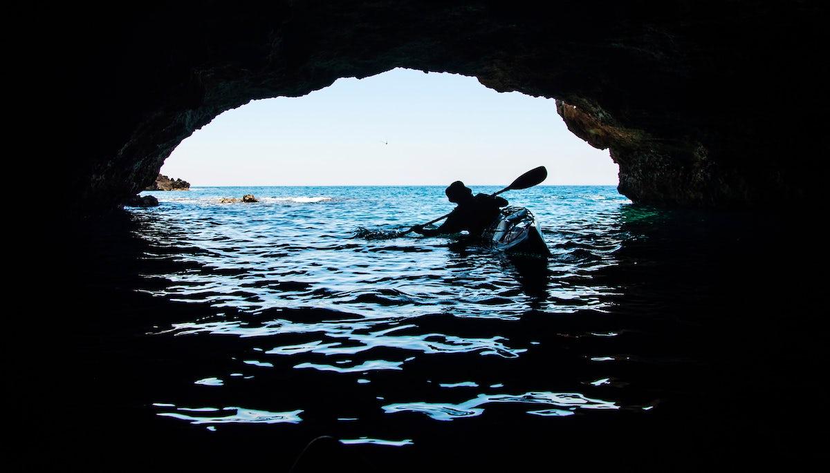 Greek Adventure; Sea Kayaking & Hiking Weekend in Mani