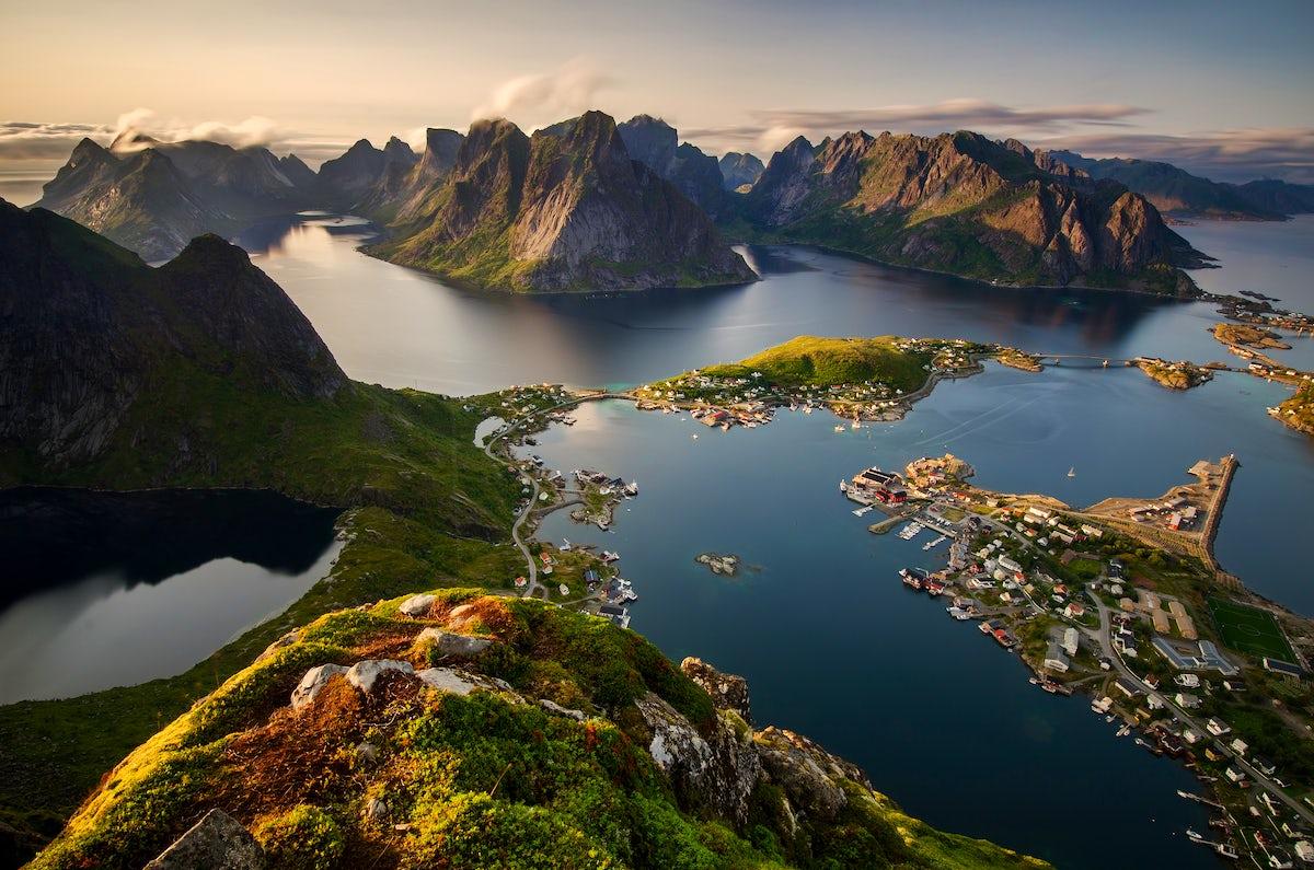 A meditative state called Lofoten, Norway