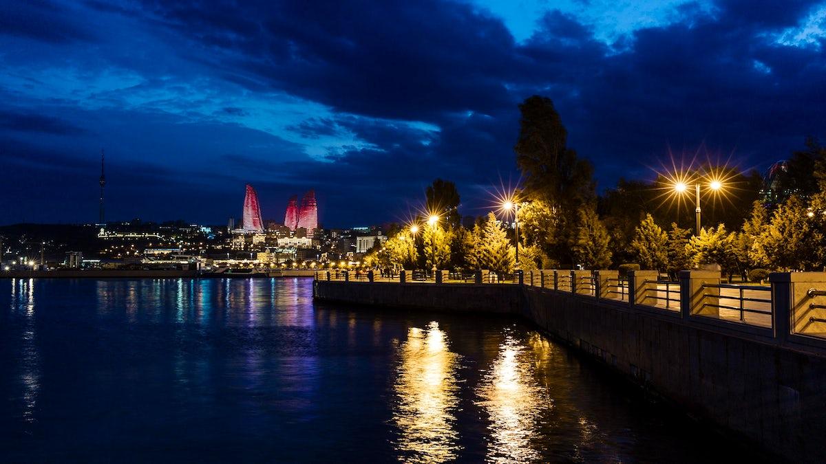 The first place tourists visit in Baku – Baku Boulevard