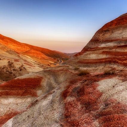 Enjoy impressive mountains of Khizi