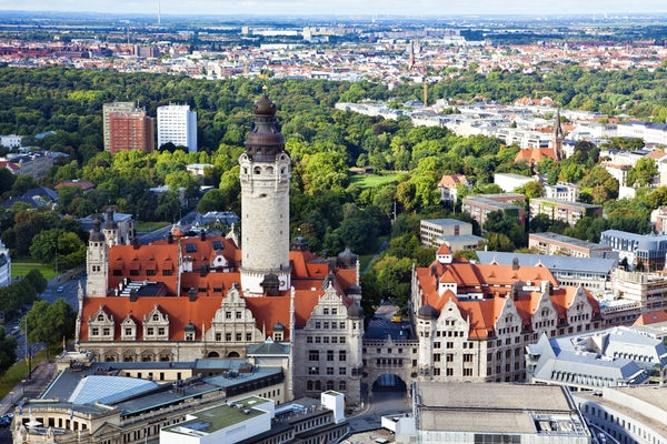 Leipzig: The Home of Music Composers