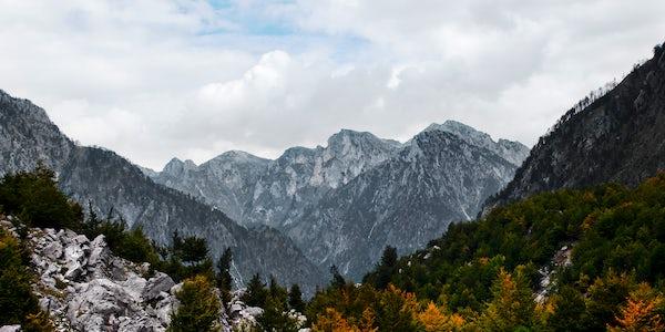 Travelers paradise-Valbonë Valley National Park