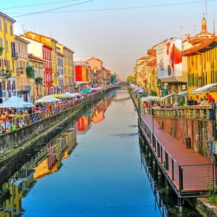 Milan Secret Rivers: I Navigli