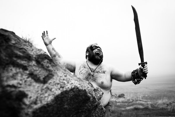 Black metal in Norway and the Blackpackers