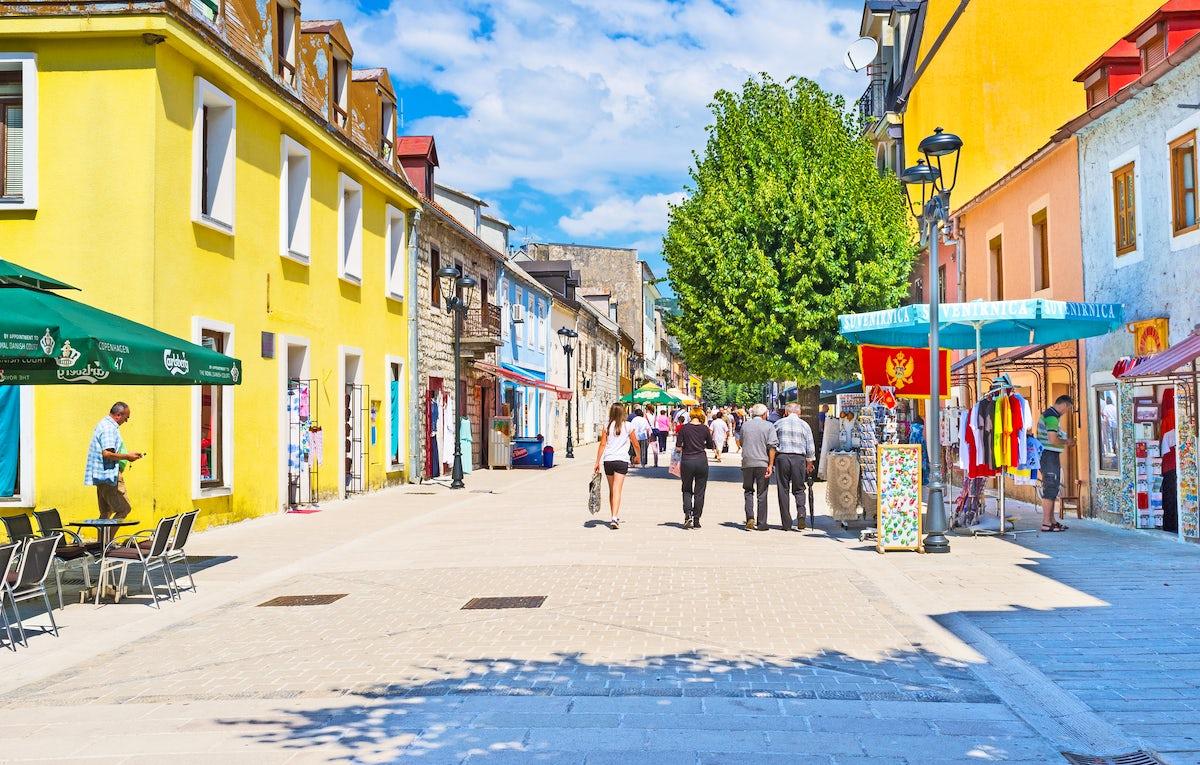 Carpe Diem: The Old Royal Capital - Cetinje
