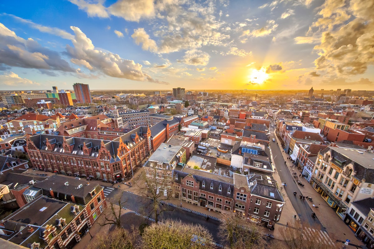 A Day in Series: Groningen!