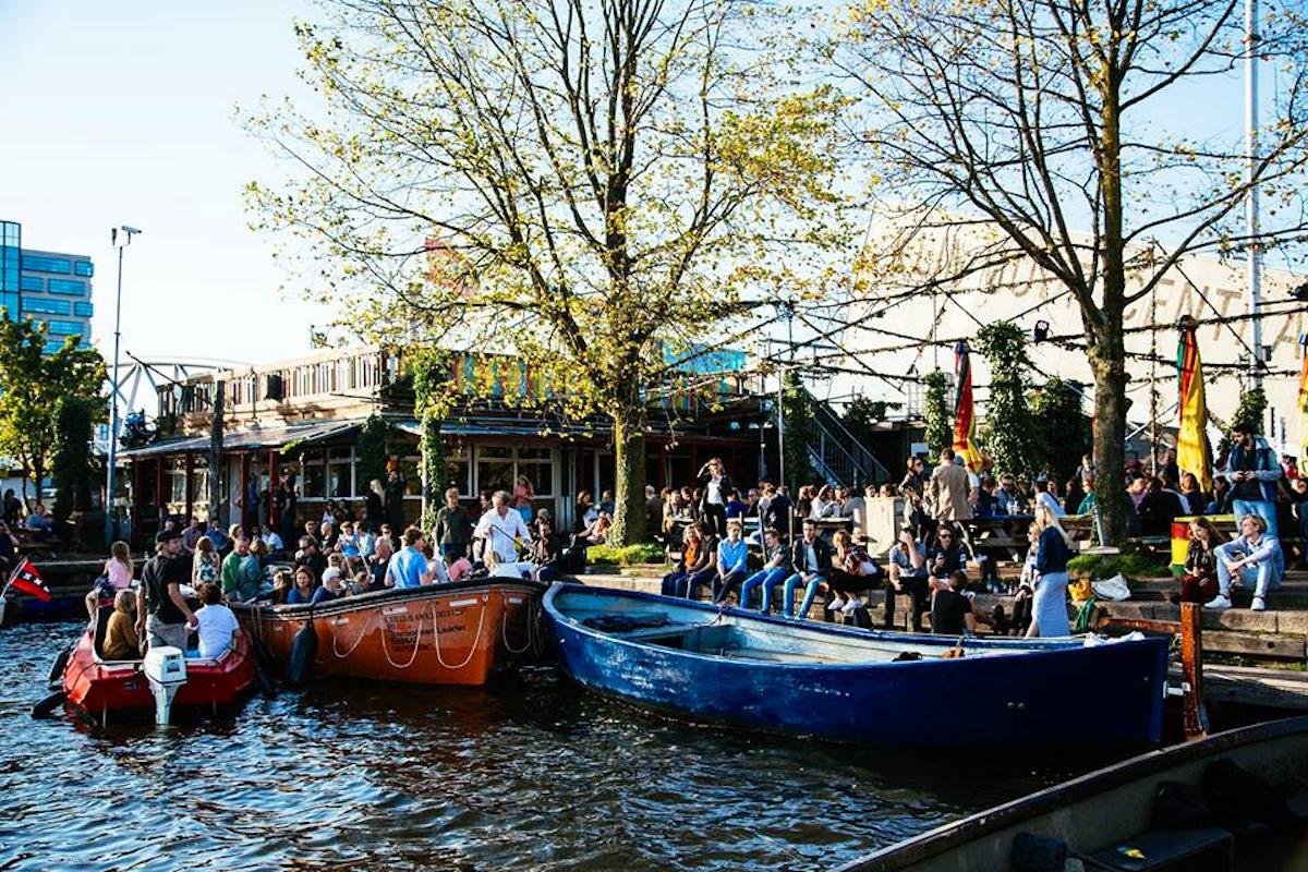 Amsterdam's 5 Best Waterside Bars