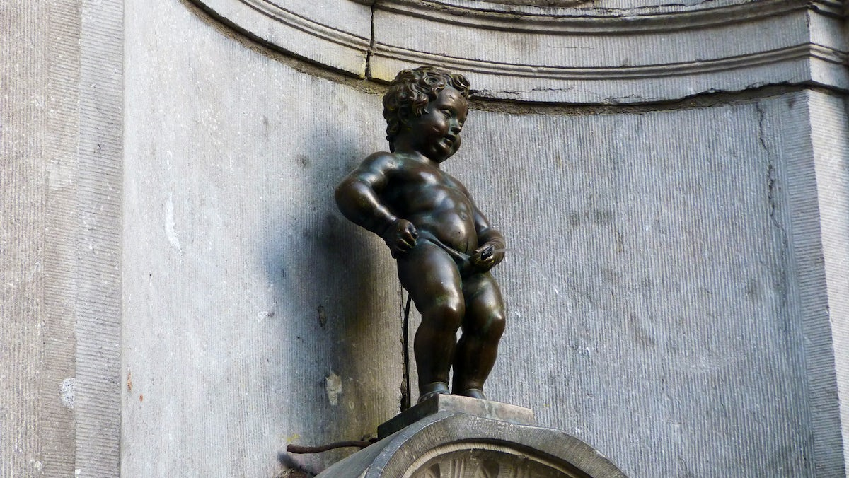 Brussels Folklore Stories: Manneken Pis, the Witch, the Duke and a City on Fire