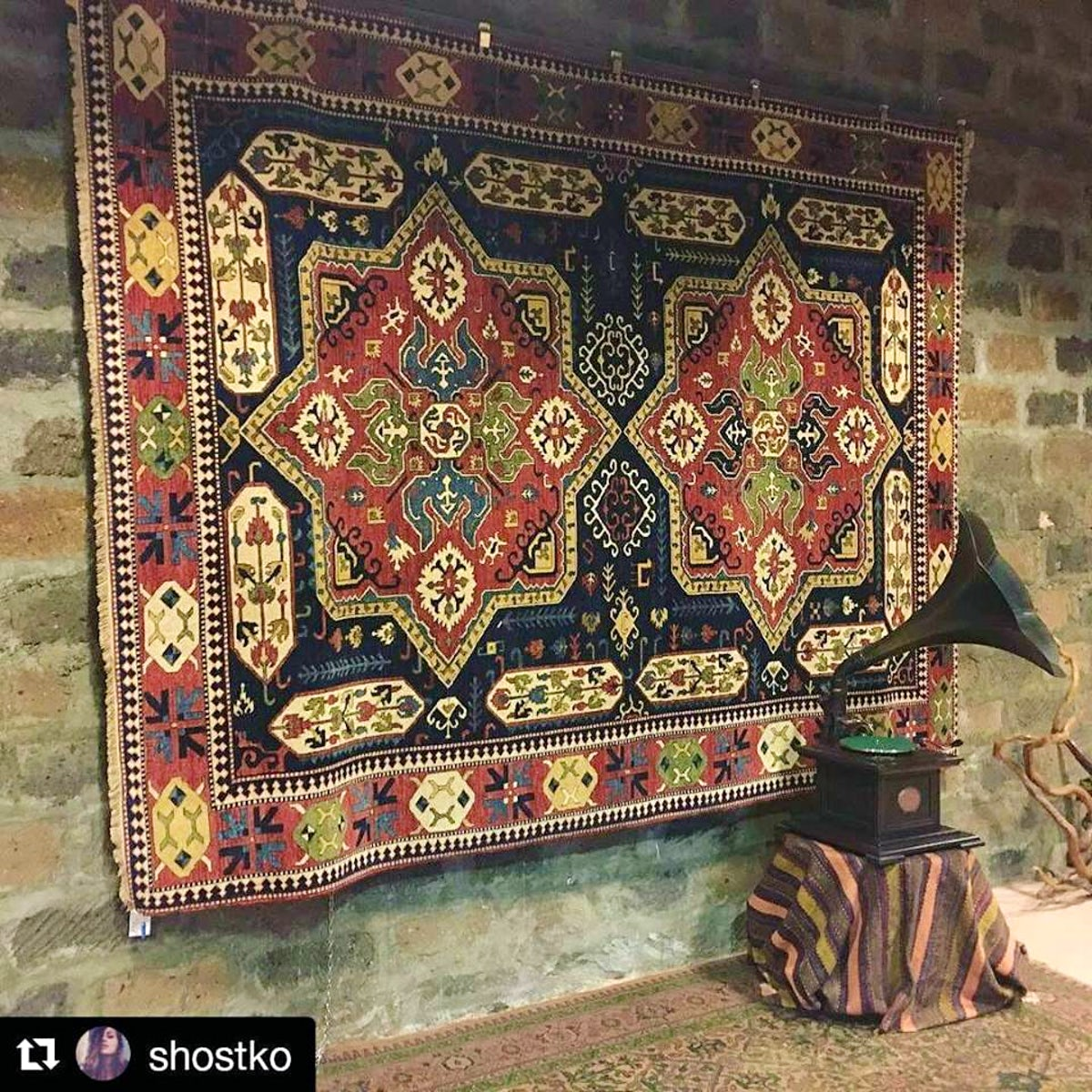 Armenian carpets: When art meets culture