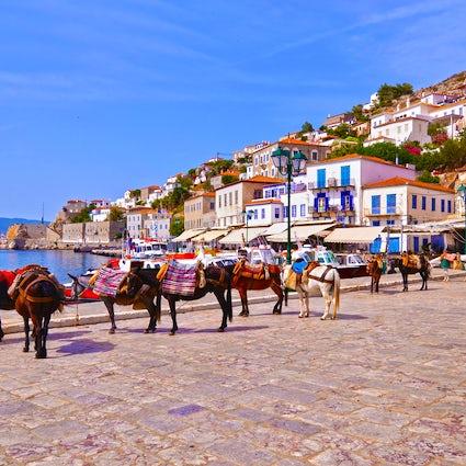 Your 3-day itinerary; Saronic gulf