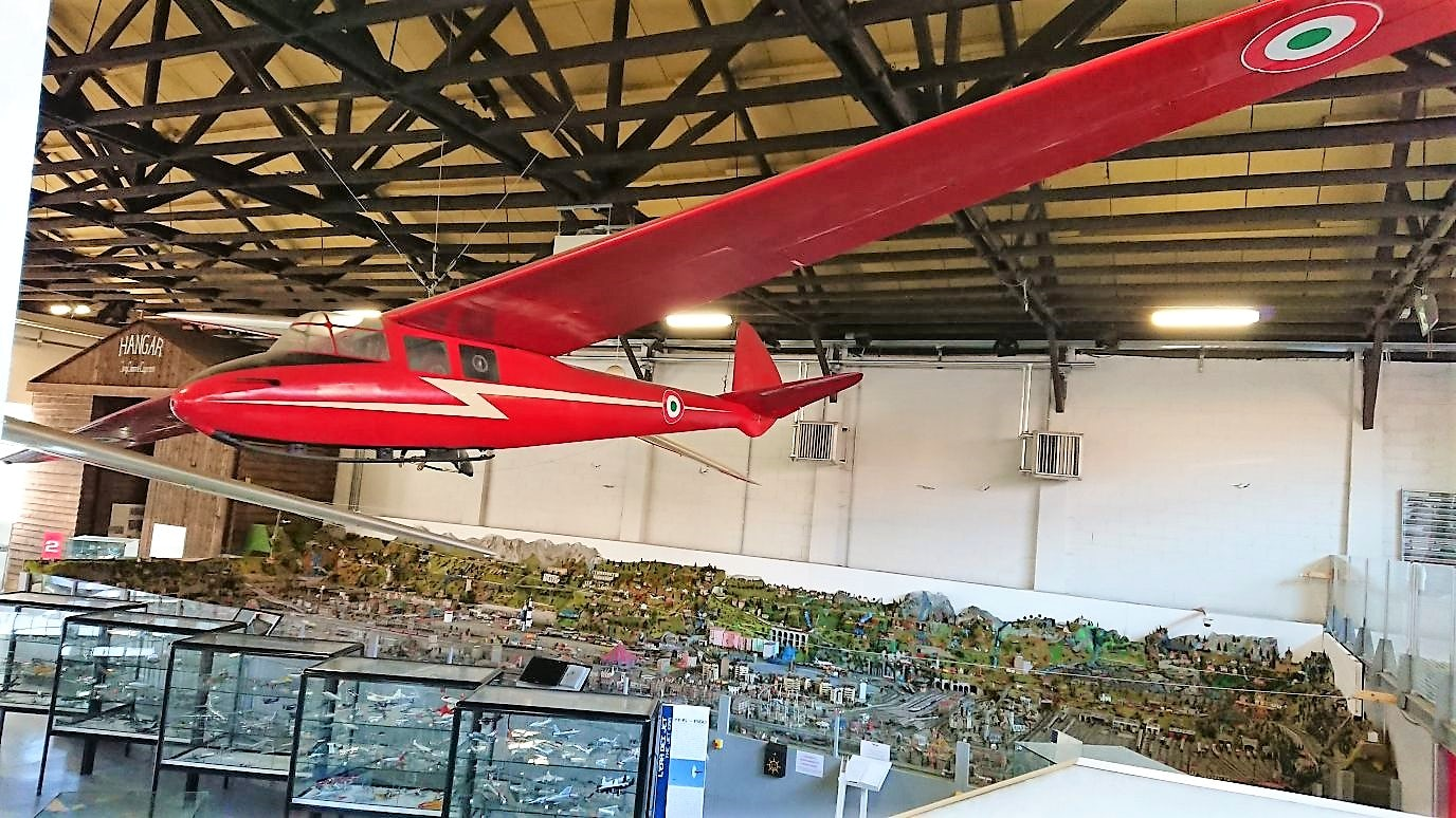 Volandia, the aviation museum
