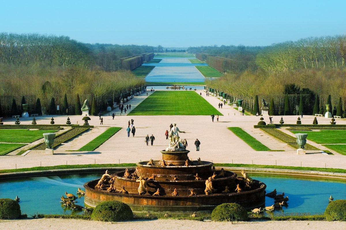 The Palaces of Paris