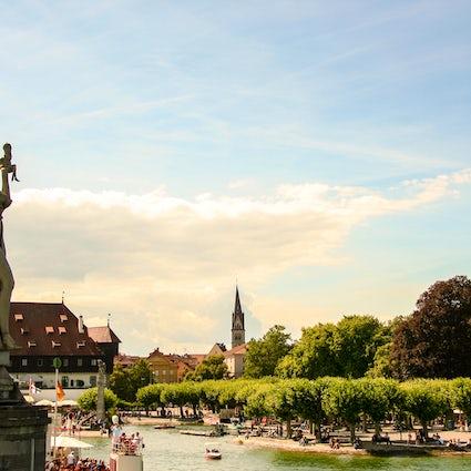It's time to explore Konstanz!