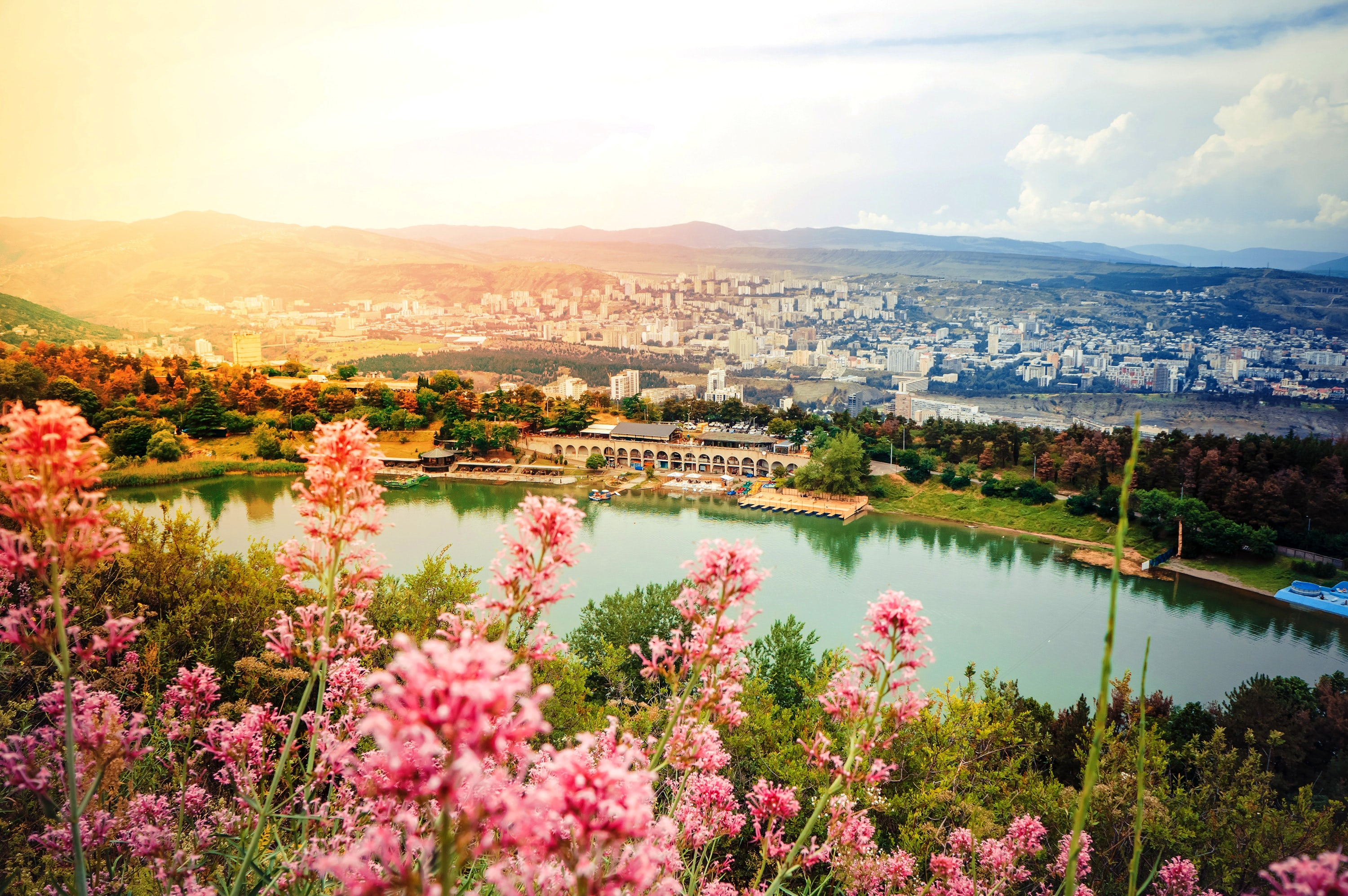 Springtime in Tbilisi – A smell of the summer