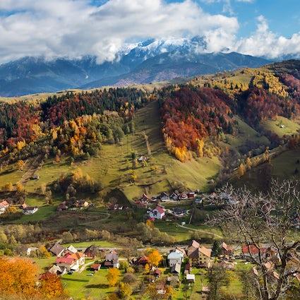 Romania – all seasons country