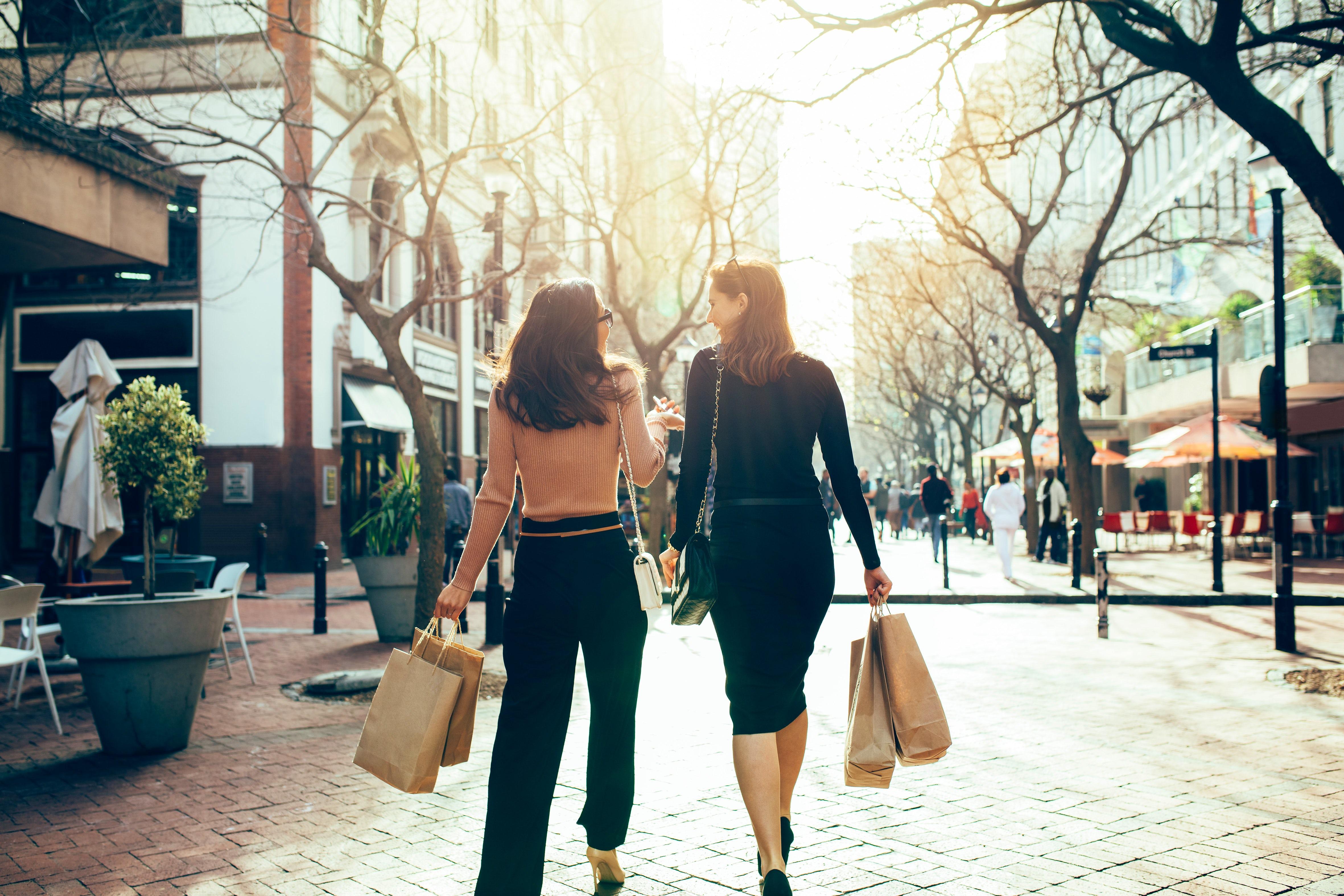 Belgrade shopping tour
