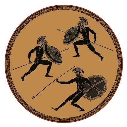 A trip into mythology; Peloponnese
