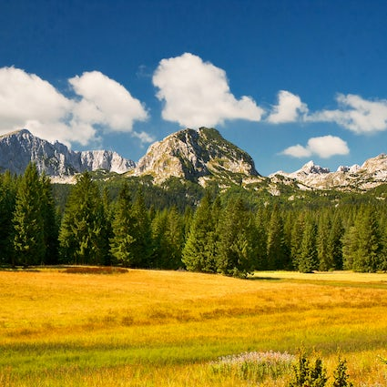 Durmitor - the most magnificent