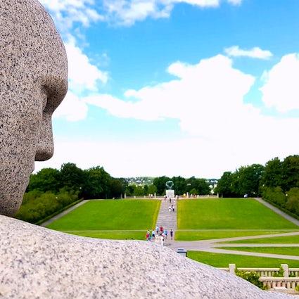 World's Biggest: The Sculpture park Vigelandsparken in Oslo