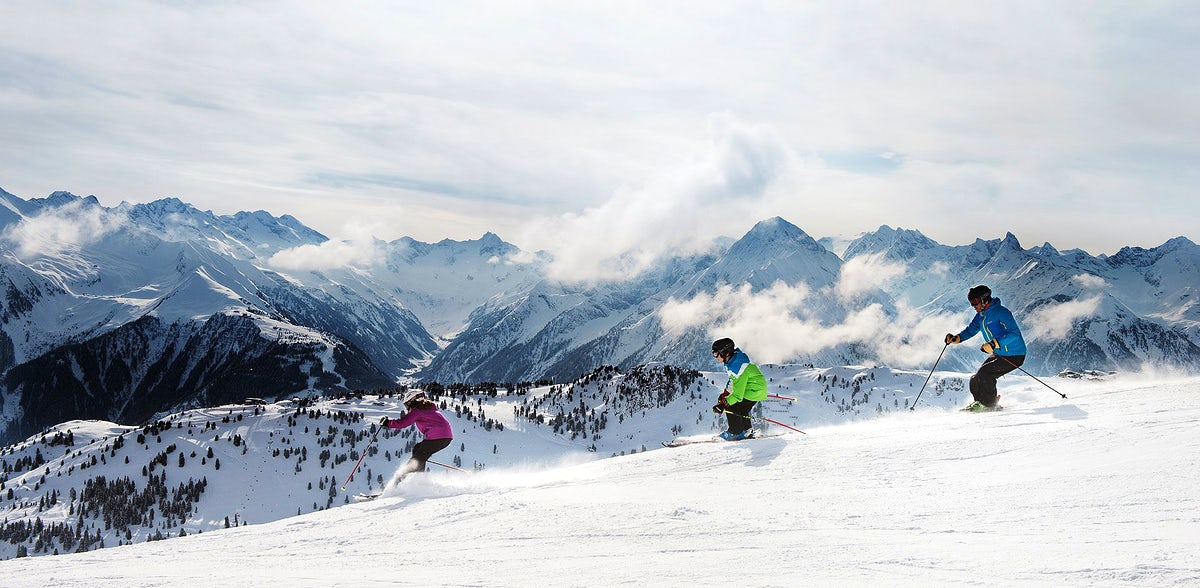 Mayerhofen - Place Where Skiing Meets Partying