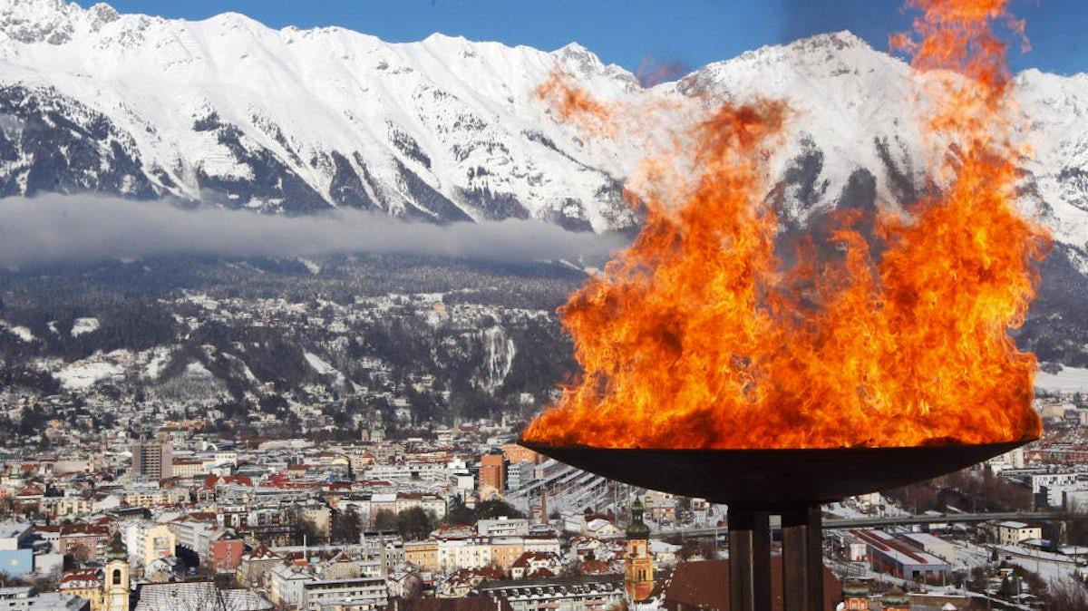 Innsbruck – Three Times Olympic Host