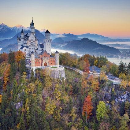 Explore the Cinderella's Castle in Germany!