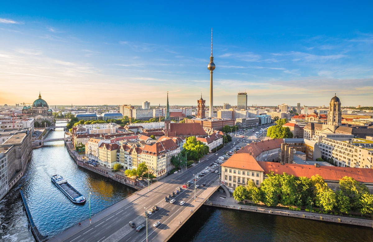 Berlin: The Capital of History, Art and Germany :)